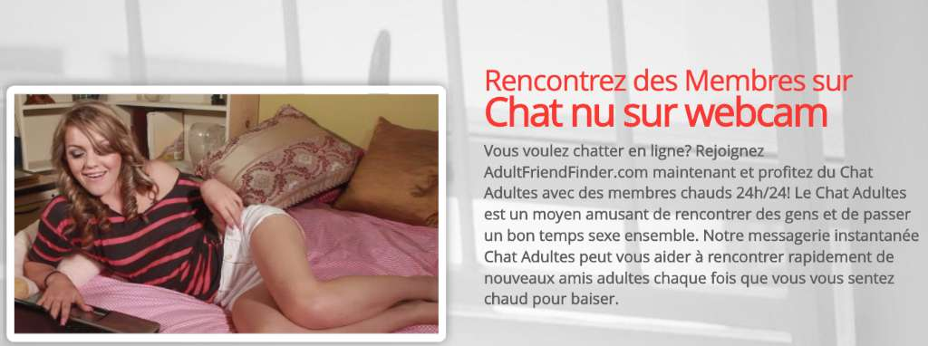 chat avec webcam